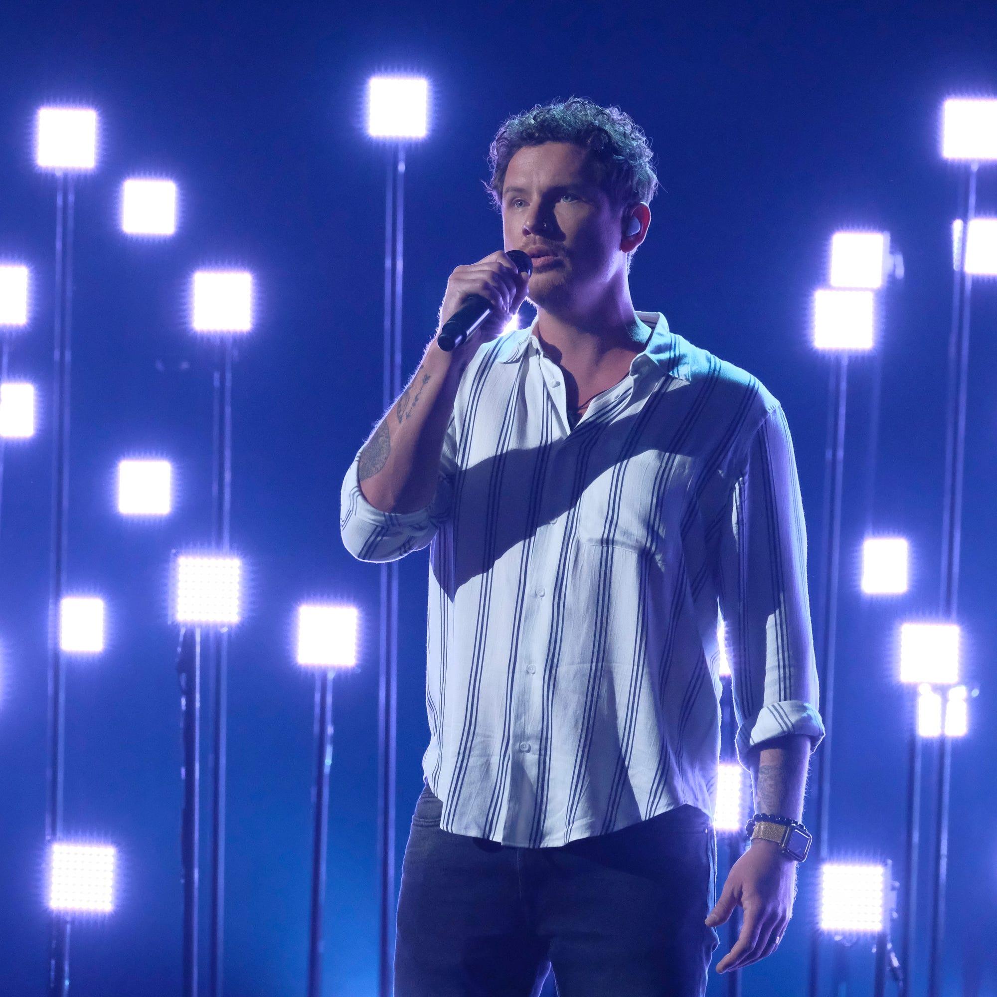 'America's Got Talent': Simon Cowell asks Garth Brooks to write song for Michael Ketterer