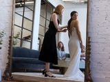Madelyn Cunningham uses experience as a former bridal model to open Kindred Bridal in the Old City