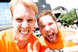 Travel along with the Vol Boys as they party with tailgaters, pull pranks and crack jokes with fans at the Tennessee season opener against WVU.