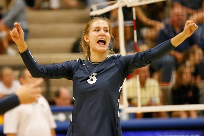 Central Catholic senior Gretchen Kuckkan will continue her playing career at Indiana State University.