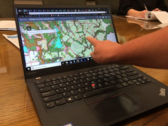 Find out if your address has been added to or removed from the Lafayette Parish FEMA flood map at www.lafayettela.gov/floodmaps