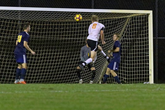Charles Sharp Goal