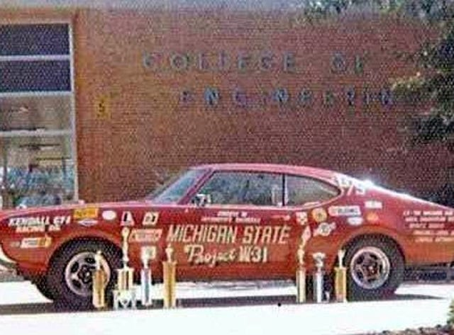 MSU alumni searching for missing 1969 Oldsmobile Cutlass