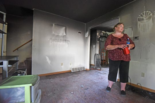 Laura Blevins will need new furniture, bedding, kitchen ware and more as she and her family try to recover from a devastating house fire.
