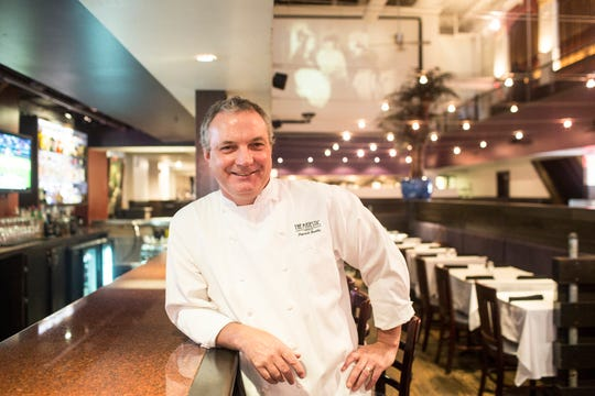 """""""The 10th year of Downtown Dining Week proved to be a busy one,"""" said Patrick Reilly, co-owner of Majestic Grille and one of the founders of Downtown Dining Week."""