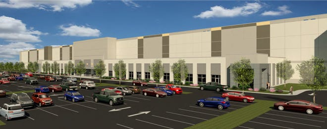 Amazon is bringing a 2.6 million-square-foot, four-story fulfillment center to Oak Creek.