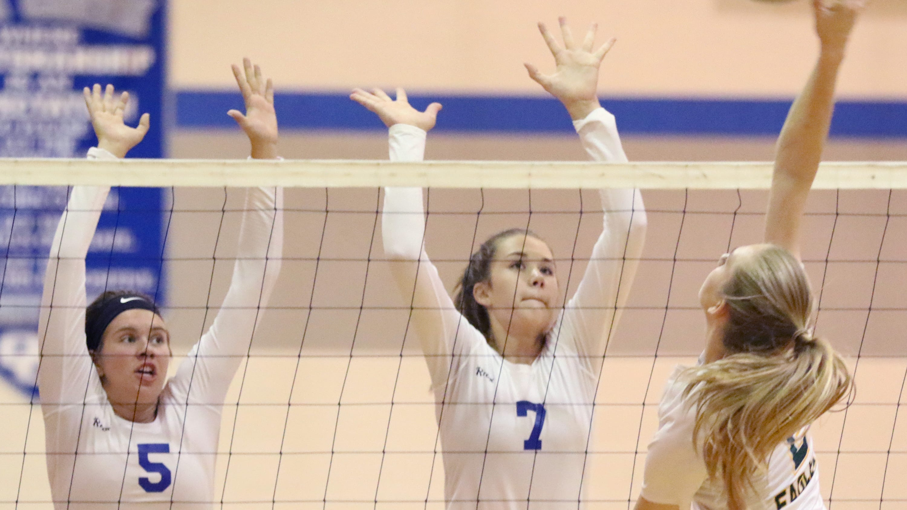 Oak Creek volleyball has a Brewers connection -- on and off the court