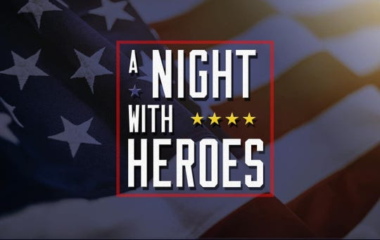 A Night of Heroes will be Saturday at Vantage Tower in Monroe.