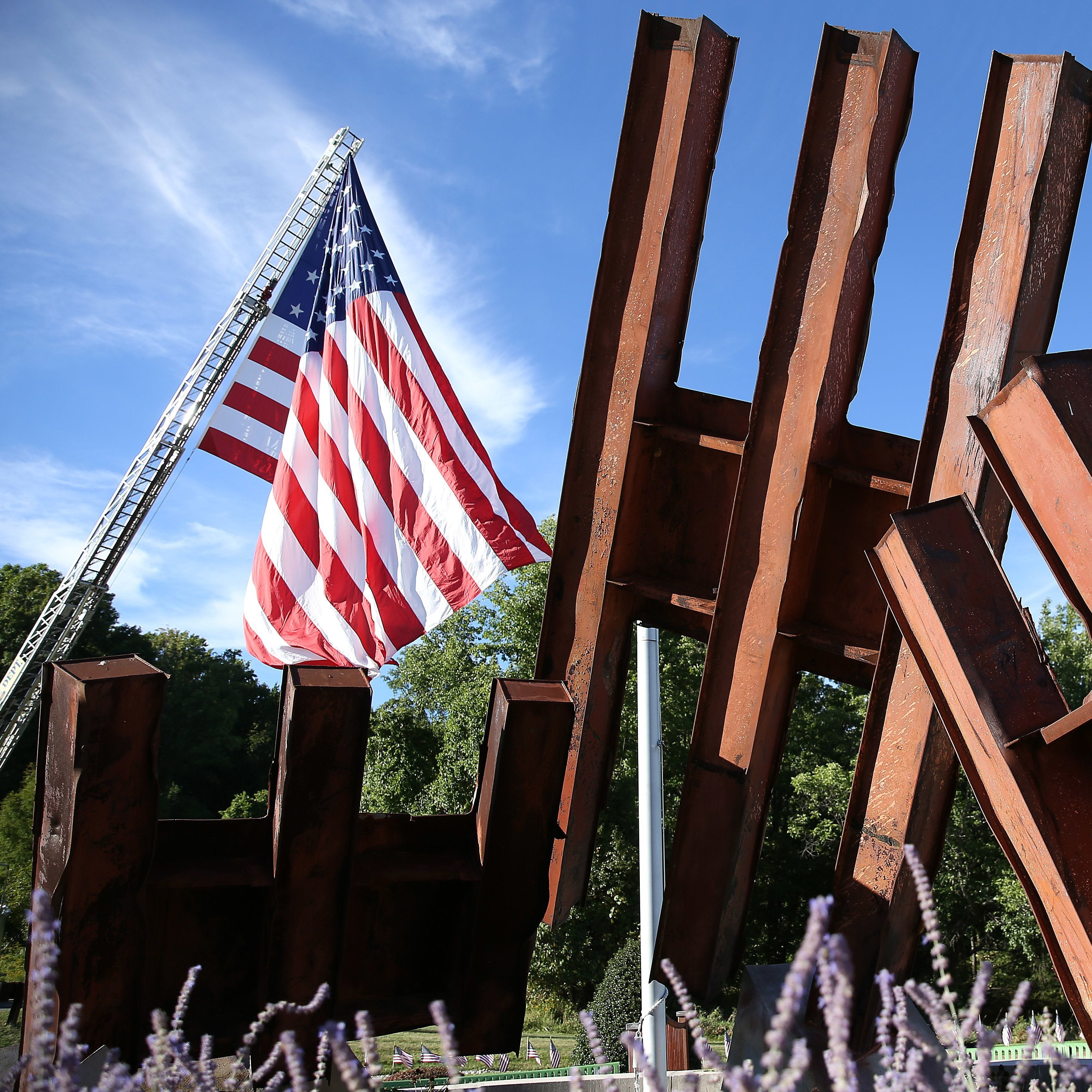 9/11 observances in Morris County