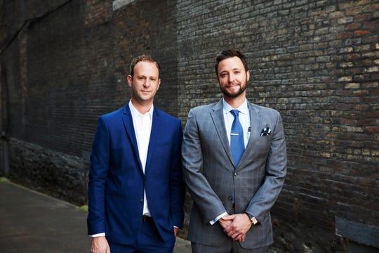 Benjamin and Max Goldberg of Strategic Hospitality.