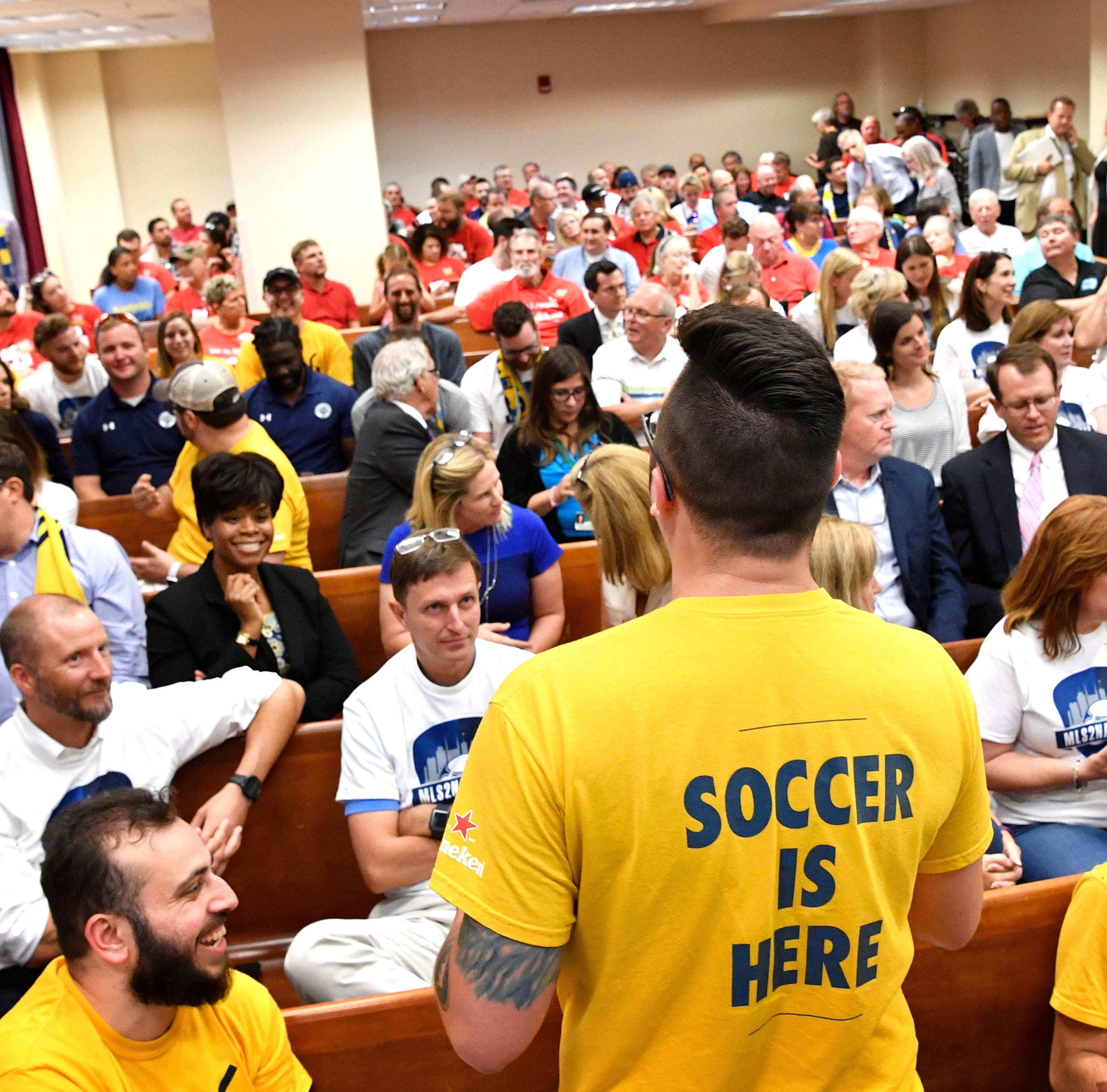 Nashville MLS stadium project wins final Metro Council approval