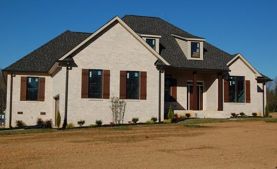 This 4 bedroom, 3.5 bath home in Greenbrier is 2,700 square feet and is on the market for $409,500.