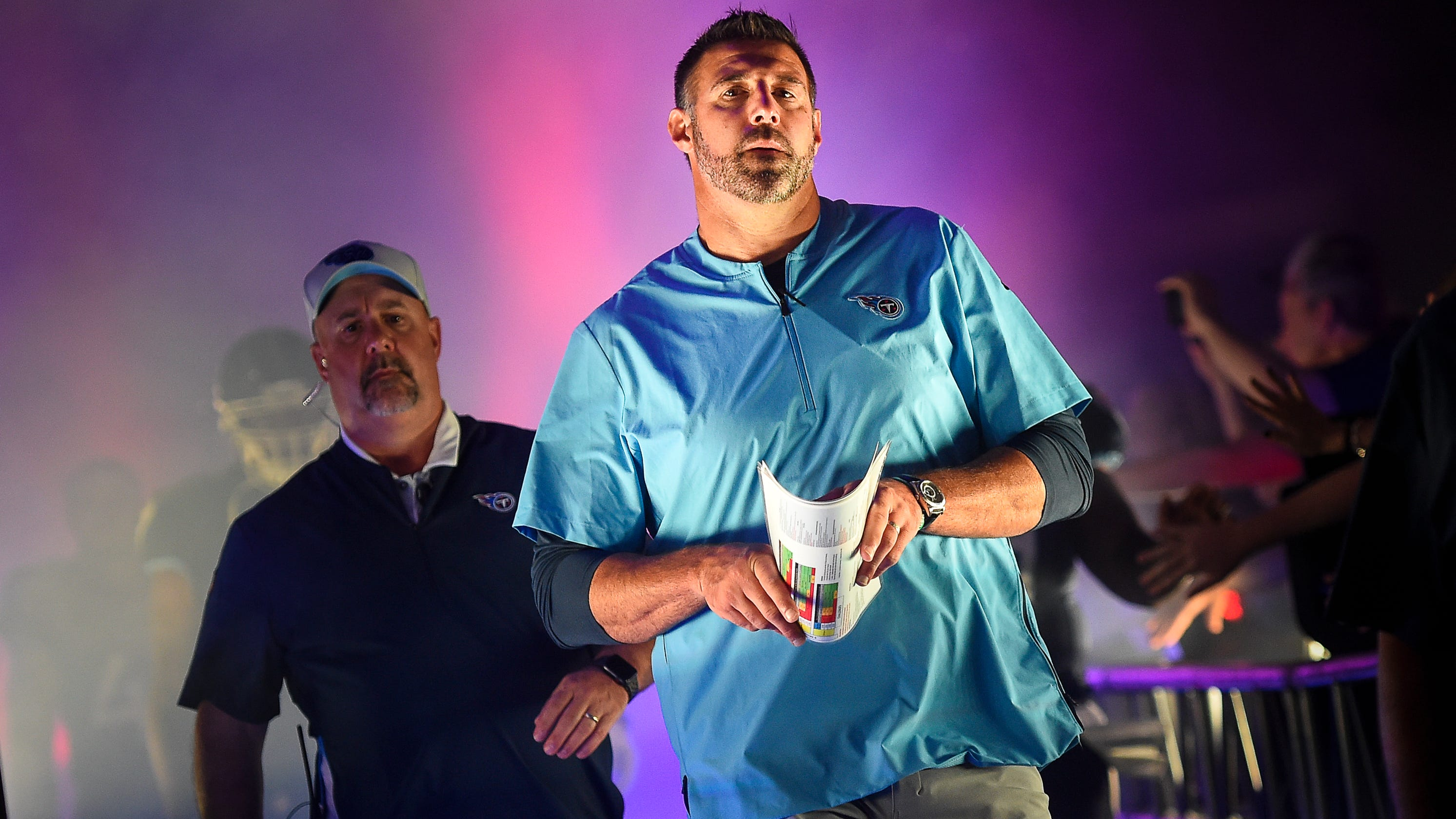 547e5f35d Titans: Mike Vrabel the head coach will be revealed to Nashville