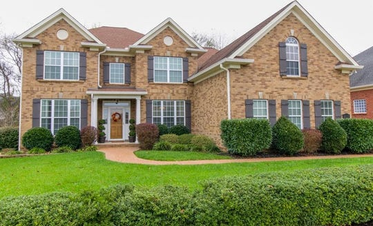 This 5 bedroom, 4 bath home in Murfreesboro is 3,718 square feet and is on the market for $409,900.