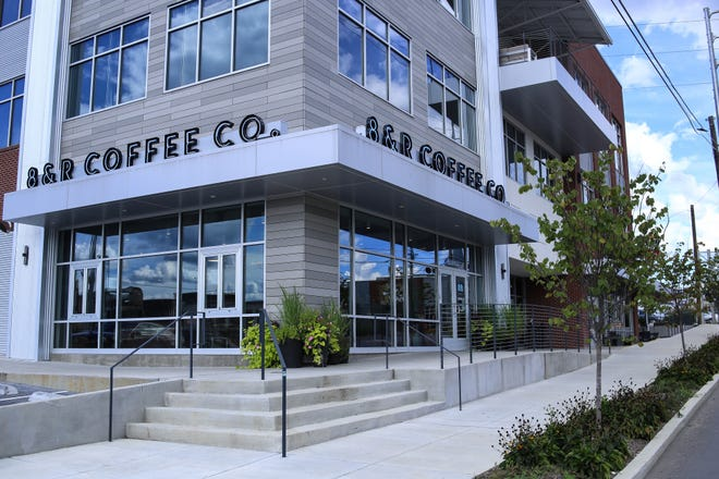 8th & Roast Coffee Co. is now open at 4104 Charlotte Ave.