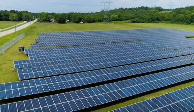 Today, America's electric co-ops own or purchase more than nine times as much photovoltaic solar power as they did in 2013. And by the end of 2019, the combined solar capacity of America's electric cooperatives is expected to surpass a gigawatt.