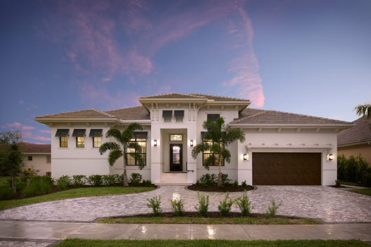Stock's Pasadena model at 1610 Winterberry Drive is available for viewing.