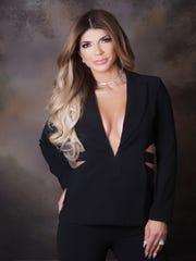Teresa Giudice, ready for a night out