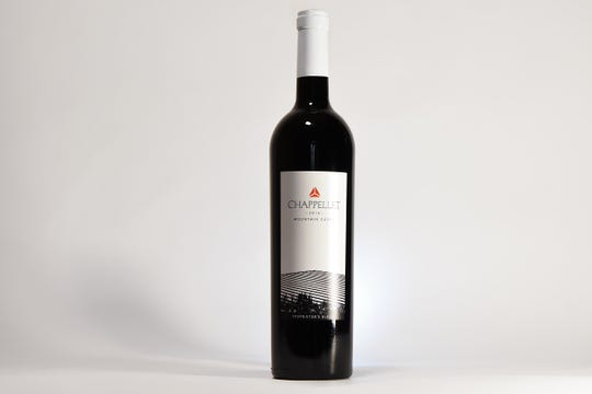 """Chappellet Mountain Cuvee 2016 is one of the twelve wines selected for the """"Mixed Case"""" at Russo's Wine & Spirit World in Ho-Ho-Kus on Wednesday September 5, 2018."""