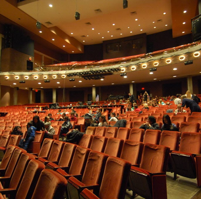 It's curtains up on New Jersey's new theater season
