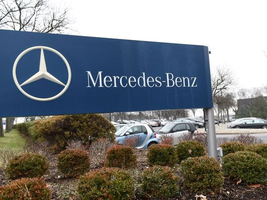 The former Mercedes-Benz USA campus in Montvale.