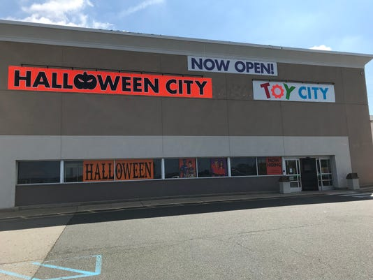 Toy City Outside