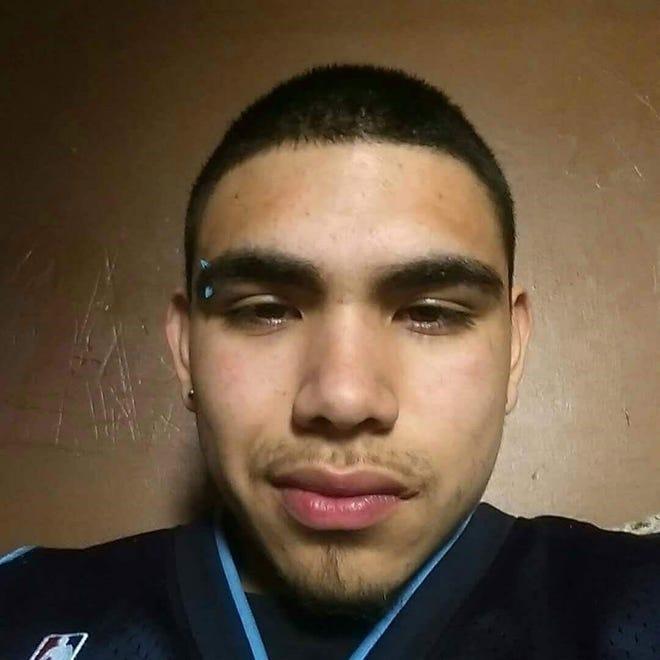 Tomas Salazar was arrested Wednesday in Albuquerque.