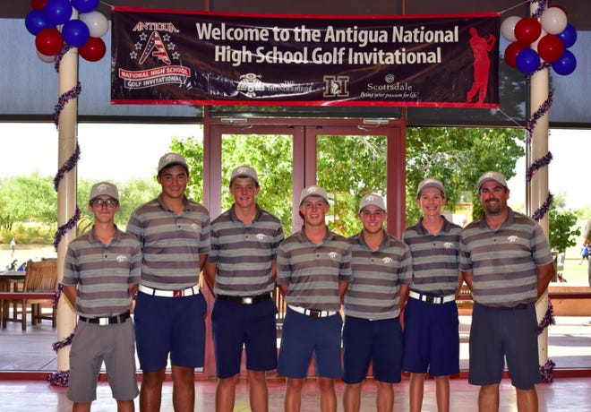 The Piedra Vista boys golf team opened the fall season on a strong note at the 2018 Antigua National High School Golf Invitational in Chandler, Arizona.