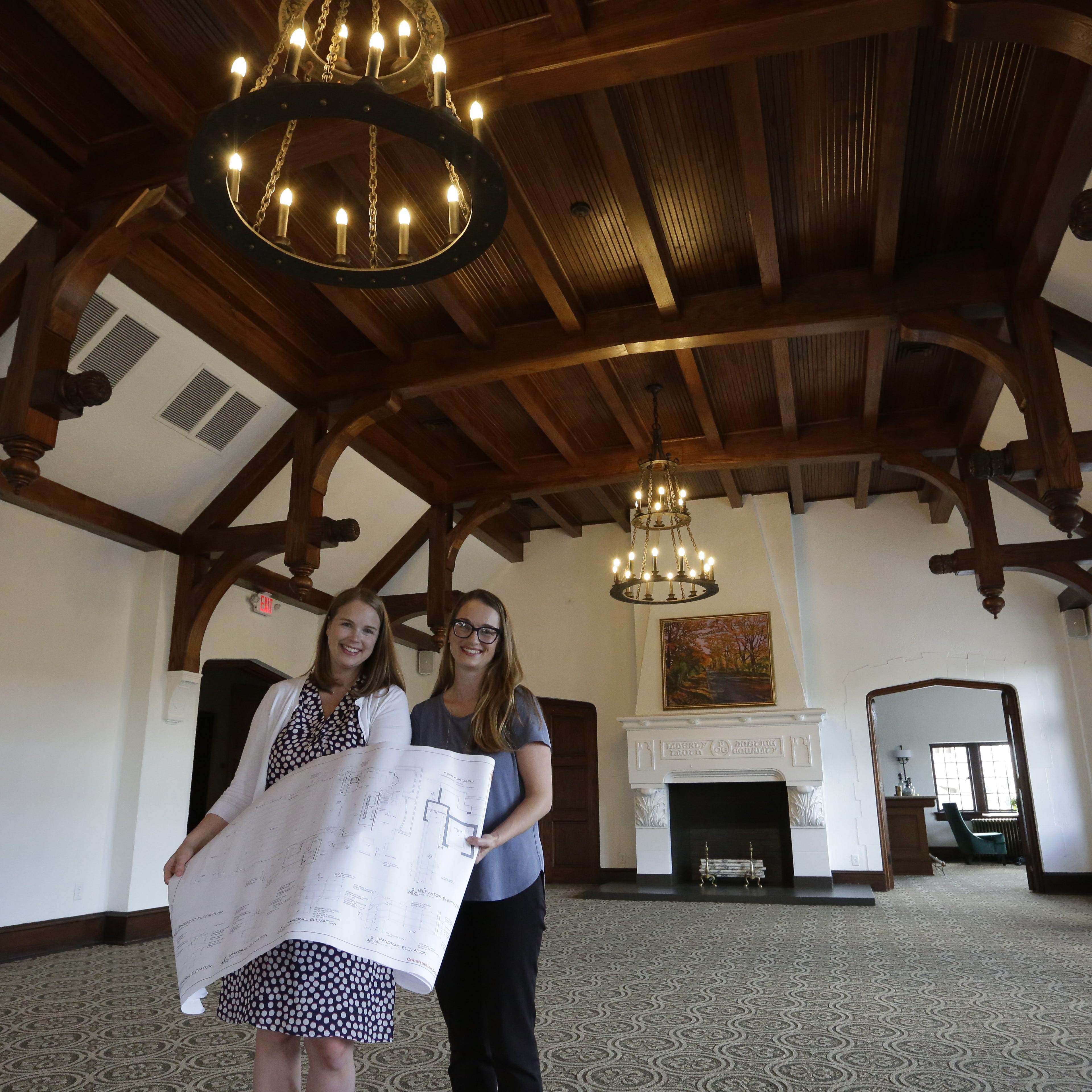 The Howard, Oshkosh's newest event space, to open Sept. 21 in former Eagle's Club building