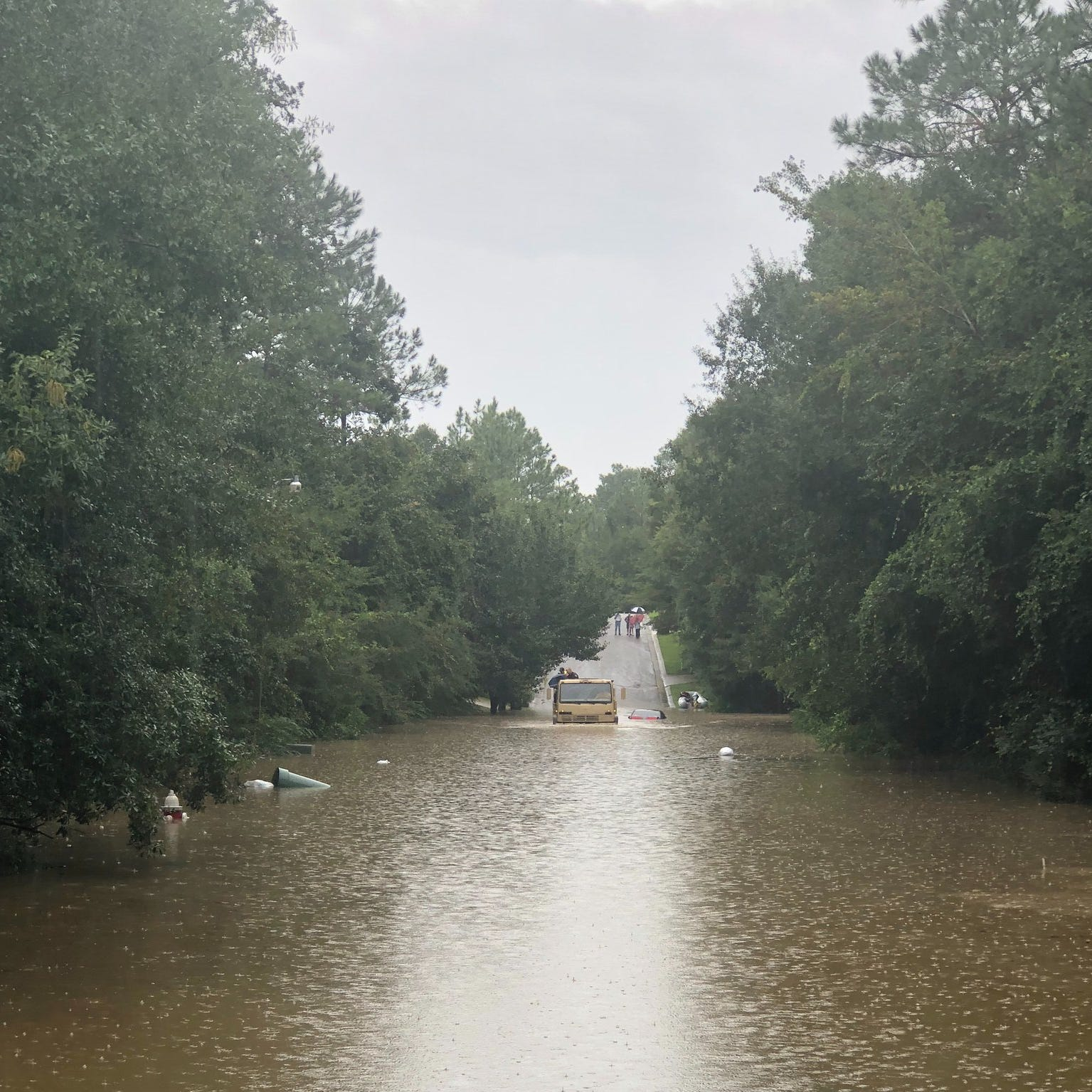 Tropical Storm Gordon: Flood waters force two high-water rescues in Escambia County
