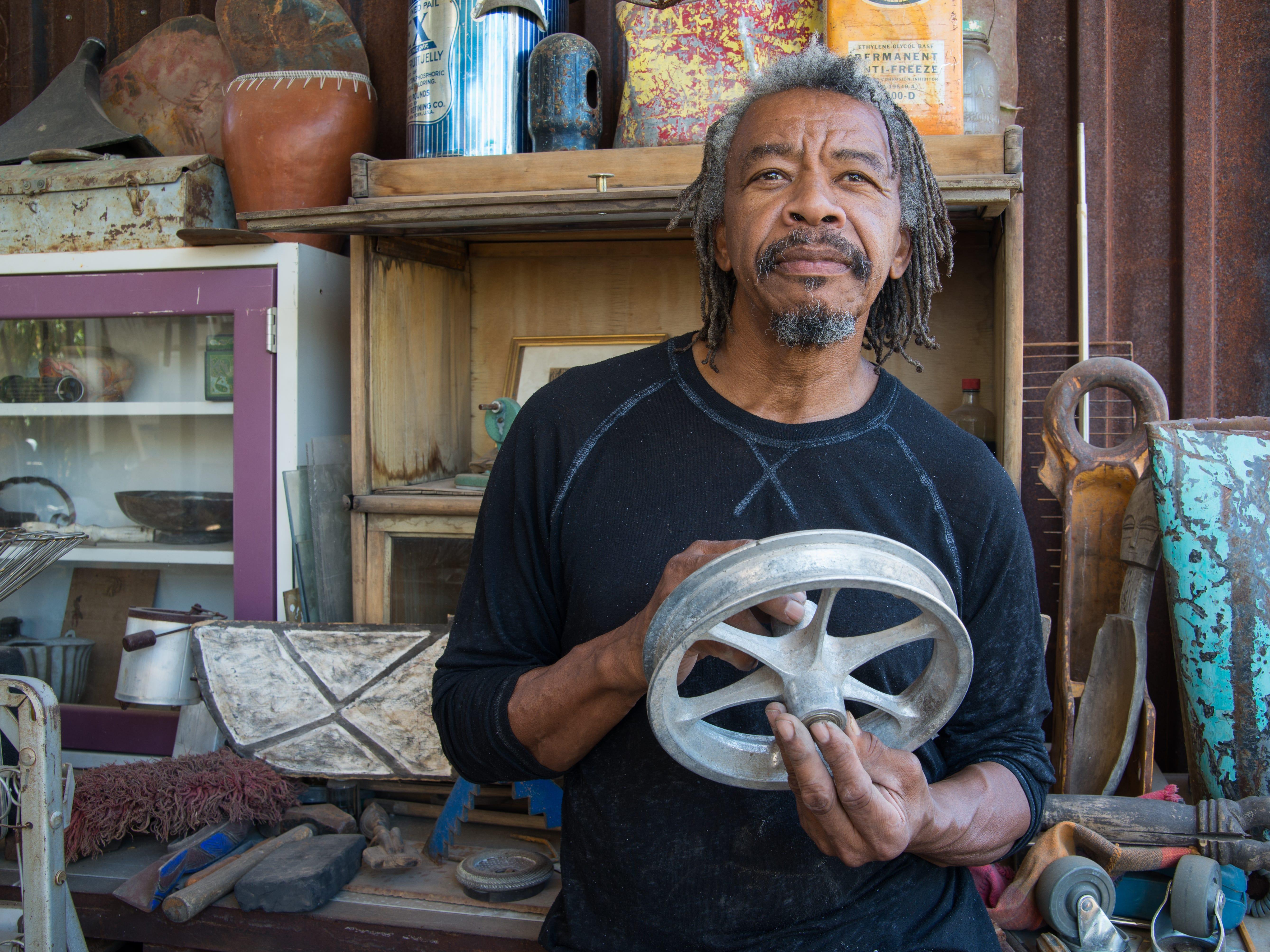 How Joe Willie Smith, pioneer of the downtown Phoenix art scene, got his start