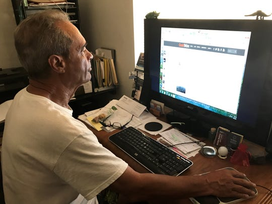 Tempe resident Tom Klabunde says his internet speed from Cox Communications fluctuates significantly with no reason given.