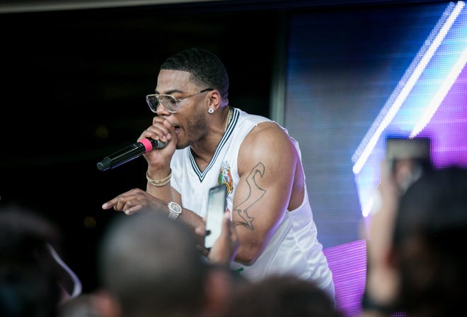 Fans will have to wait a little longer to see Nelly. Due to a scheduling conflict, Thursday's show has been postponed until March.