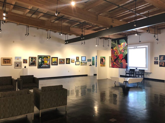 """Artists for Animals"" runs through Sept. 27 at West Valley Arts HQ."
