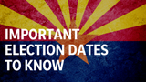 This is what Arizonans need to know to make sure their vote is counted for the general election in November.