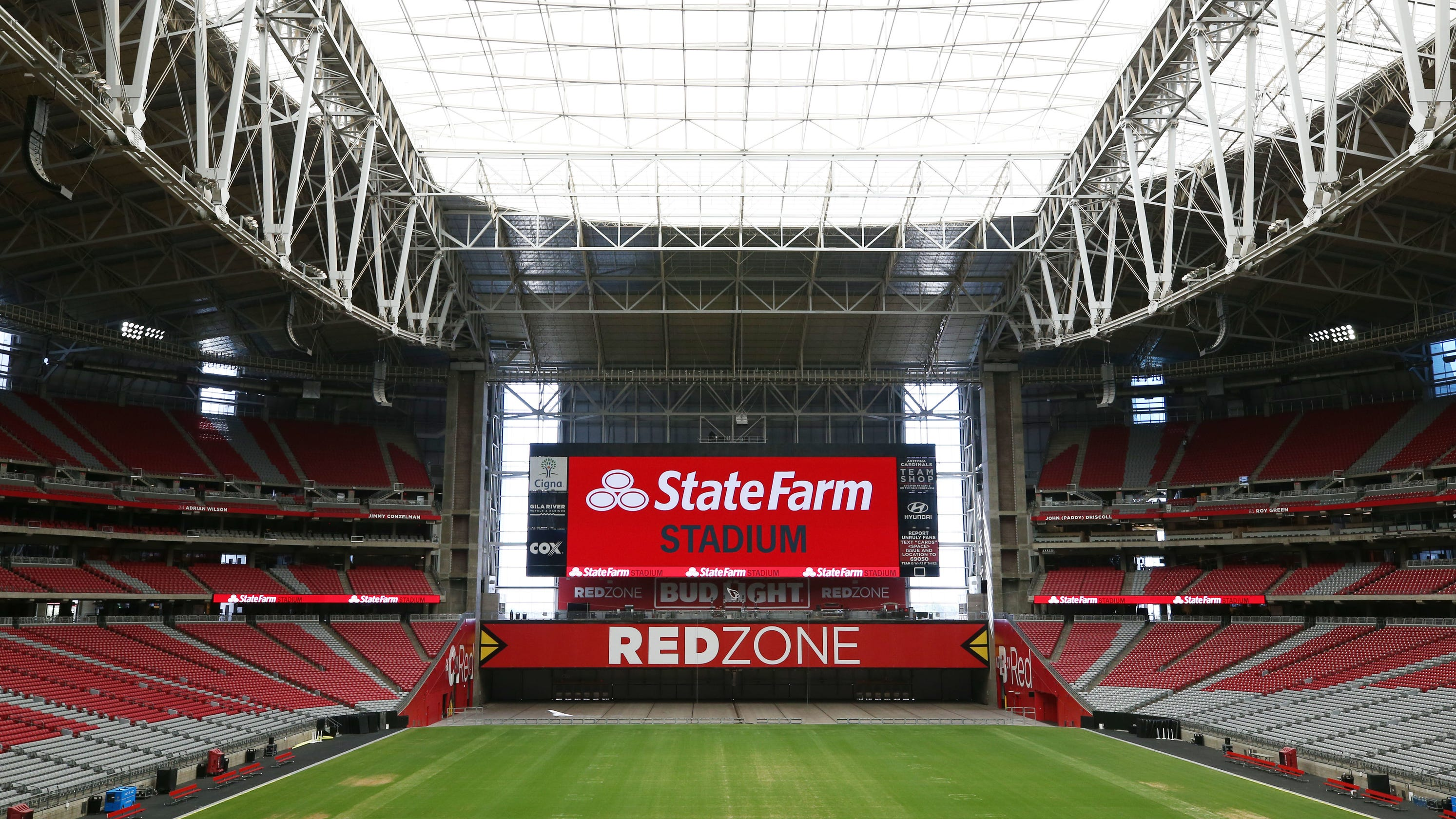 Arizona Cardinals Commentary Naming Rights Pair Strange Bedfellows