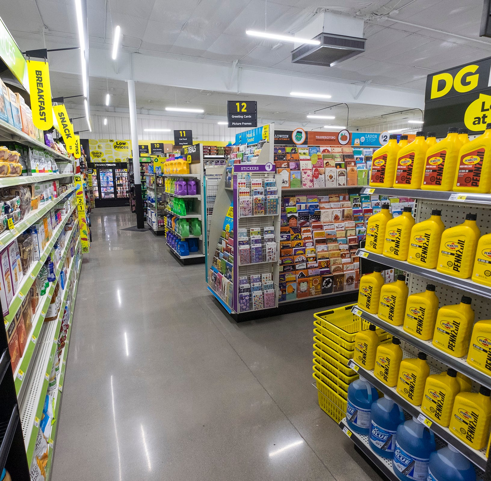 Dollar General opens in Willards