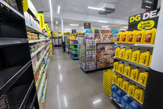 The Dollar General that opened in 2018 in Kimball Township offers a variety of home goods and groceries. Port Huron Township officials referenced getting an inquiry about another possible area for a future store recently from the company.