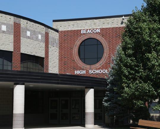 Beacon High School on September 5, 2018.