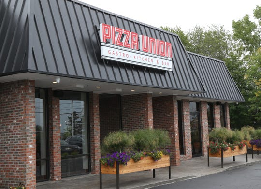 Pizza Union in the Town of Newburgh on August 31, 2018.