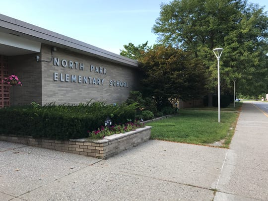 North Park Elementary School in the Hyde Park Central School District