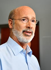 Tom Wolf. DISPATCH FILE PHOTO