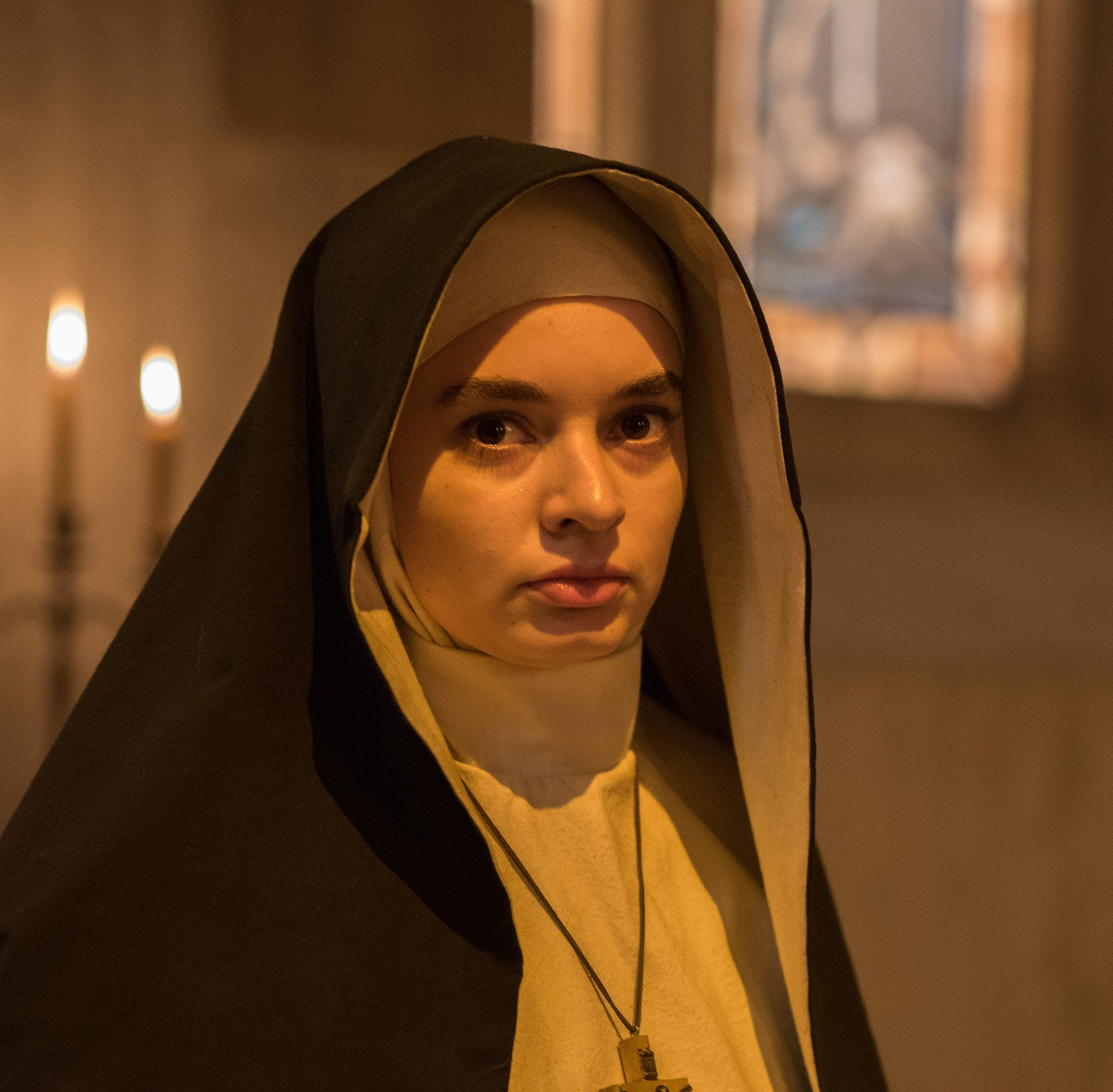 'The Nun' is a total, screaming blast