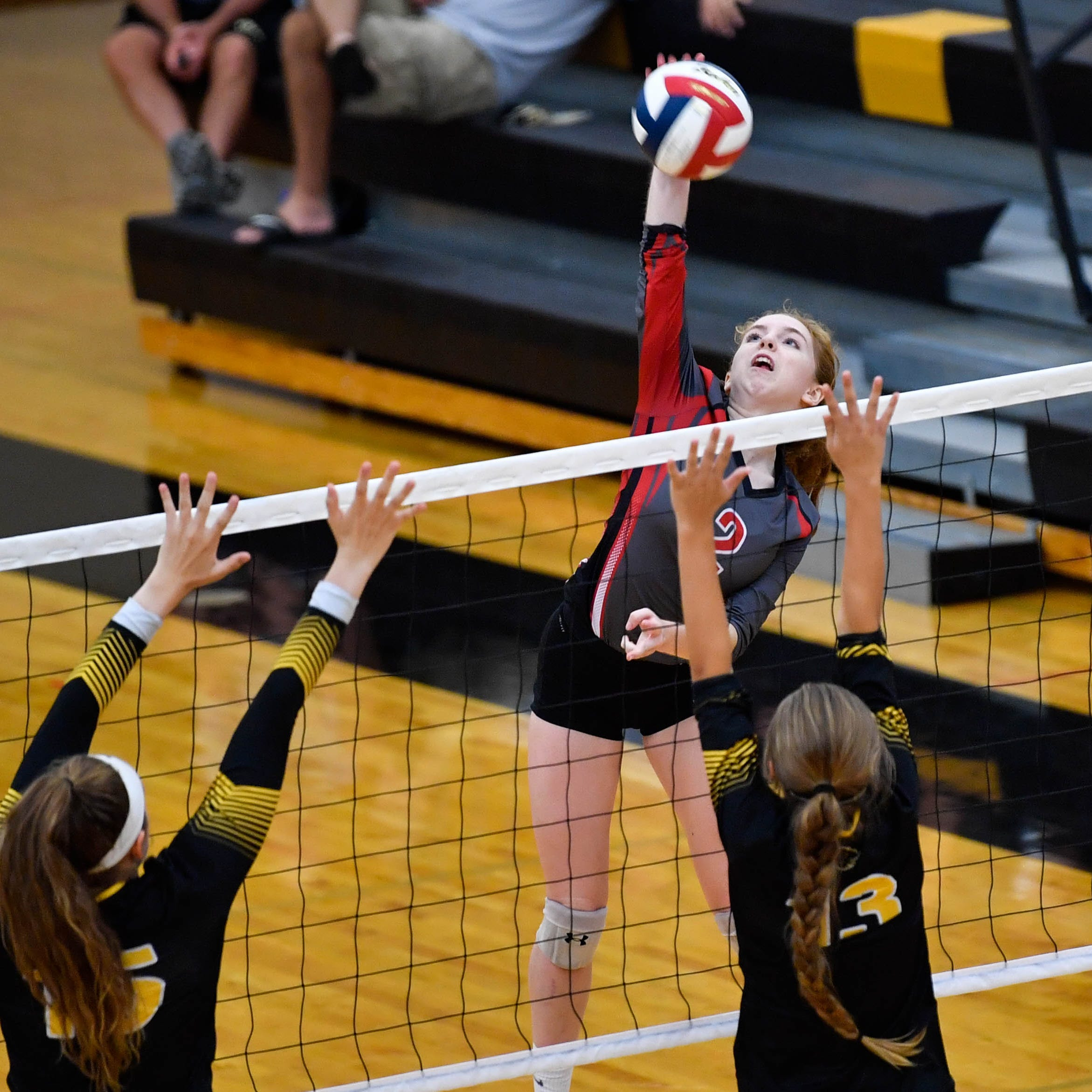 Select GameTimePA's YAIAA Athletes of the Week for Sept. 1-7