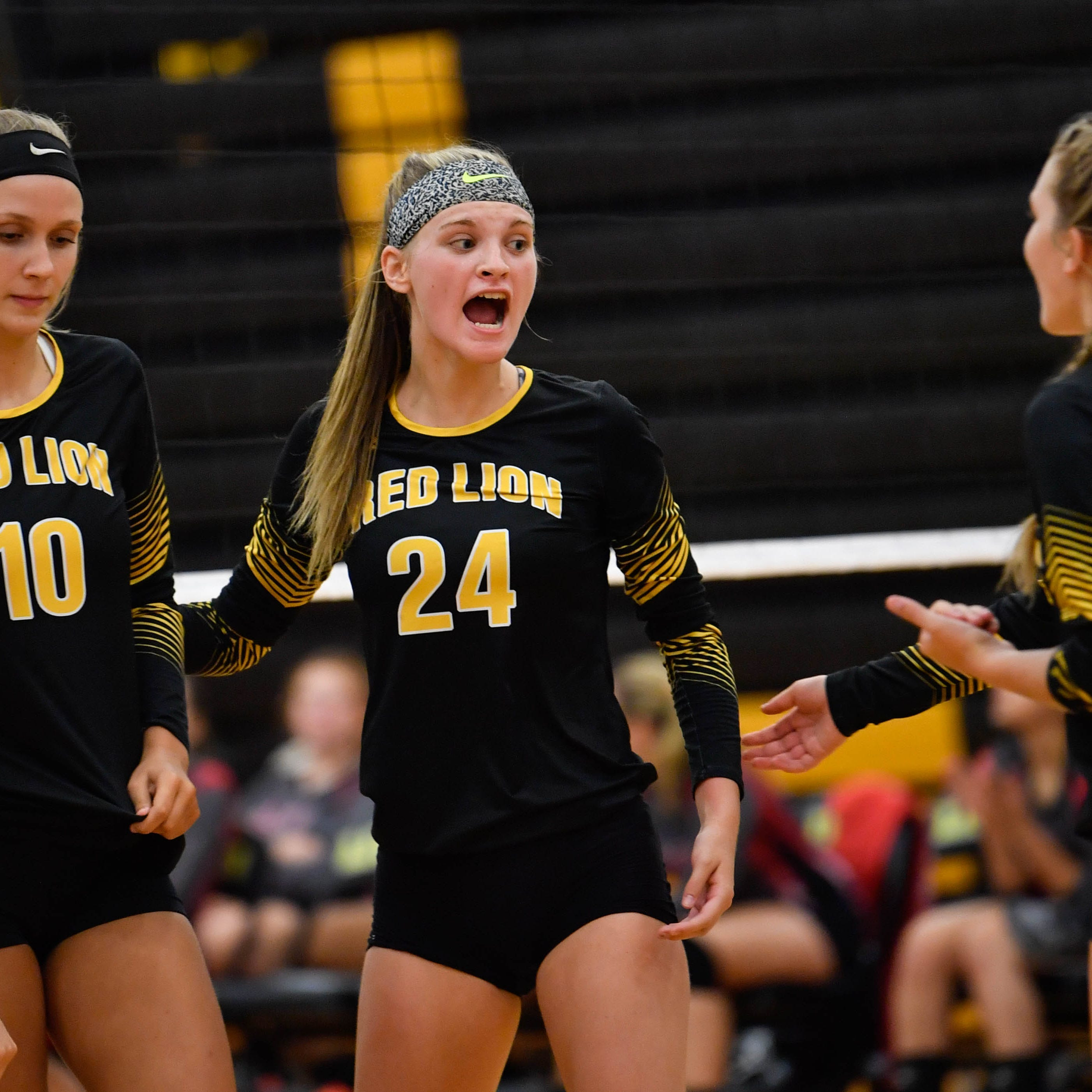 Competitive fire pushes Red Lion's Maddie Grim back on the court