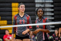 Spotlight on Dover's Emma Davis, a volleyball standout interested in premed