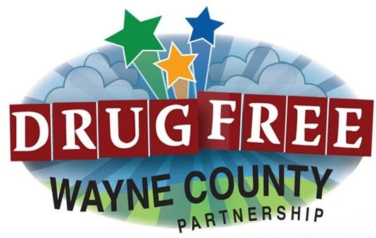 Drug Free Partnership Logo