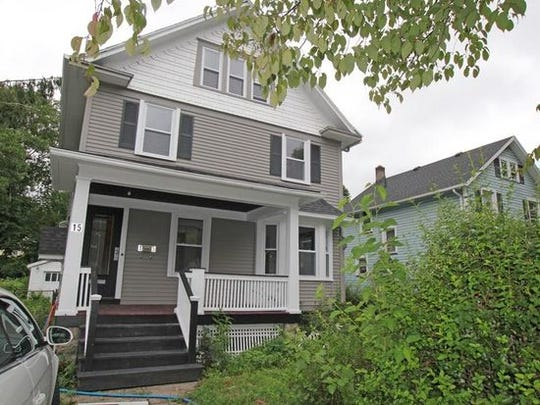 15 Wisconsin St. in North Winton Village, typically a hot area for sales.