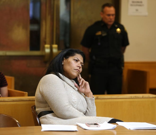 On Wednesday, Rochester City Court Judge Leticia Astacio and her lawyer made their case that she should be returned to the bench.