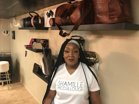 Shamille McCullough at Embellish